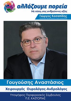 Gougousis Anastasios