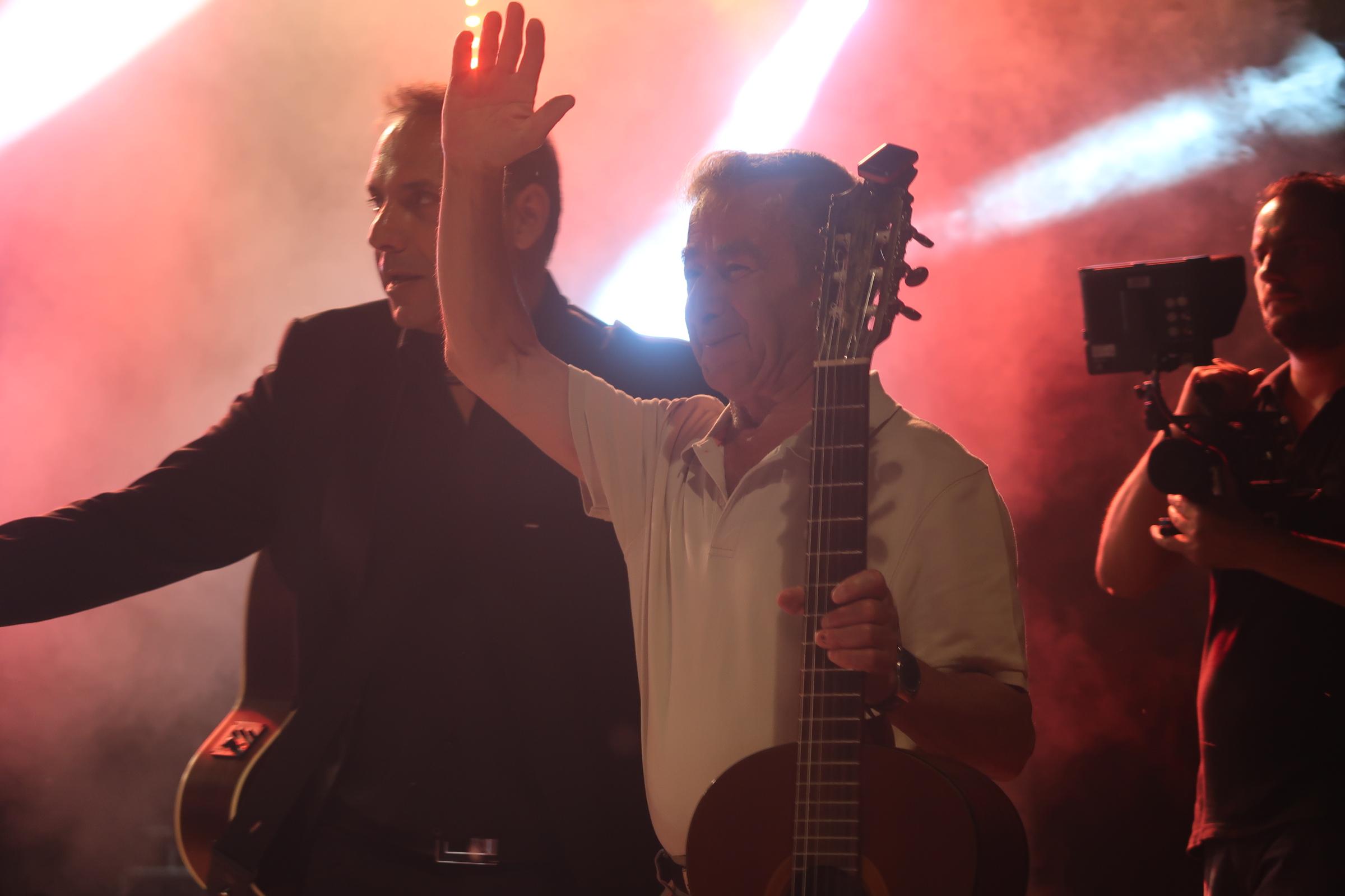 Η πιο συγκινητική στιγμή στη συναυλία του Pavlo (βίντεο)