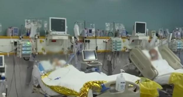 Αργεντινή: Ρεκόρ θανάτων από κοροναϊό ενώ το εμβολιαστικό πρόγραμμα ασθμαίνει